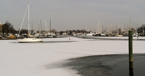 boatyard-annapolis-winter