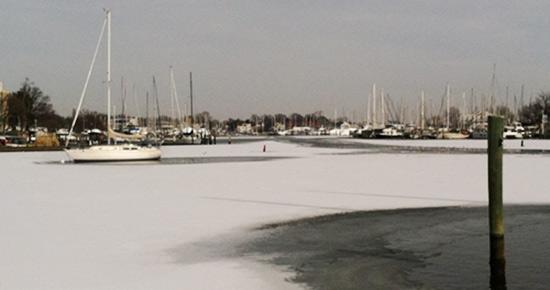 boatyard-annapolis-winter